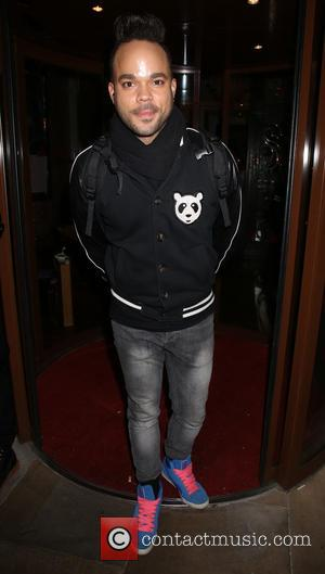 Nate James - Aspire Drink launch party held at Soho Sanctum Hotel - London, United Kingdom - Friday 13th December...