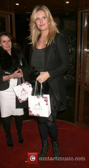 Penny Lancaster - Aspire Drink launch party held at Soho Sanctum Hotel - London, United Kingdom - Friday 13th December...