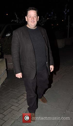 Johnny Vegas - Celebrities arriving at RTE studios for 'The Late Late Show' - Dublin, Ireland - Friday 13th December...