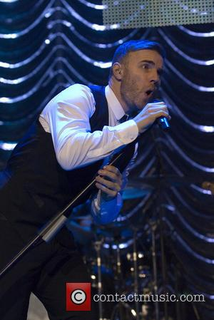 Gary Barlow - Clyde 1 Live 2013 held at SSE Hydro - Performances - Glasgow, United Kingdom - Friday 13th...