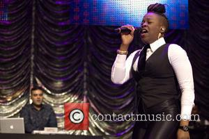 Naughty Boy - Clyde 1 Live 2013 held at SSE Hydro - Performances - Glasgow, United Kingdom - Friday 13th...