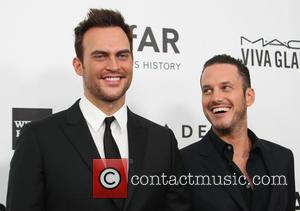 Cheyenne Jackson and Guest