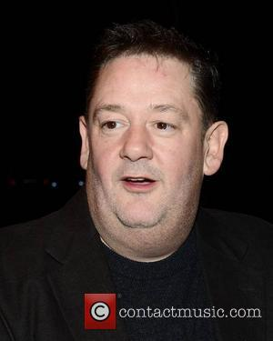 Johnny Vegas - Celebrities at RTE studios for 'The Late Late Show' - Dublin, Ireland - Friday 13th December 2013