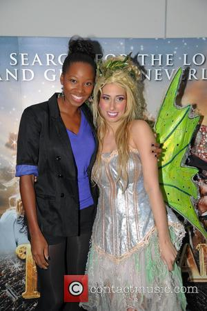 Stacey Soloman and Jamelia