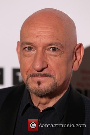 Sir Ben Kingsley - The 27th American Cinematheque Award honoring Jerry Bruckheimer at The Beverly Hilton Hotel in Beverly Hills...