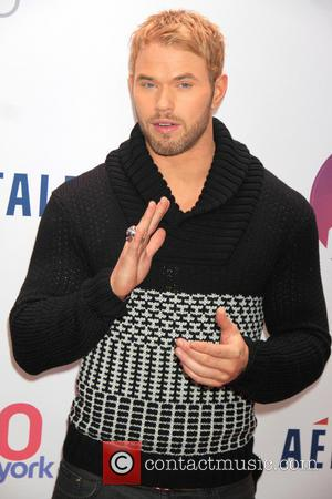 Kellan Lutz, Madison Square Garden