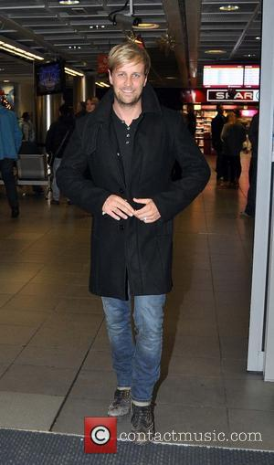Kian Egan - I'm A Celebrity Get Me Out Of Here' newly-crowned King of The Jungle, Kian Egan arrives back...