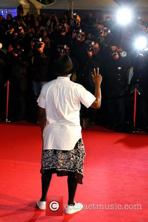 Will.i.am - The 15th NRJ Music Awards held at Palais des Festivals - Arrivals - Cannes, France - Saturday 14th...