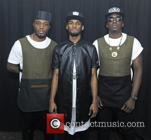 Tunde, Rough Copy, Sterling Ramsey and Joey Thomas
