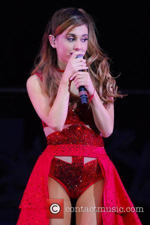 Ariana Grande - B96 Pepsi Jingle Bash 2013 at Allstate Arena - Rosemont, Illinois, United States - Saturday 14th December...