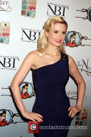 Holly Madison - Opening Night of Nevada Ballet Theatre's Annual Holiday Tradition