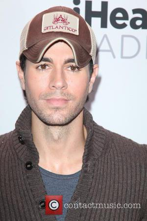 Enrique Iglesias - Offical Media Confirmation-Z100's Jingle Ball 2013 at Madison Square Garden - NYC, New York, United States -...