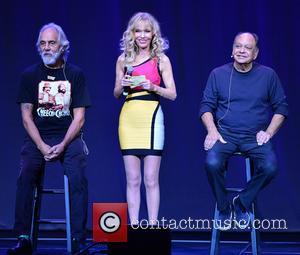 Tommy Chong, Shelby Chong and Cheech Marin - Cheech & Chong perform at Hard Rock Live inside the Seminole Hard...