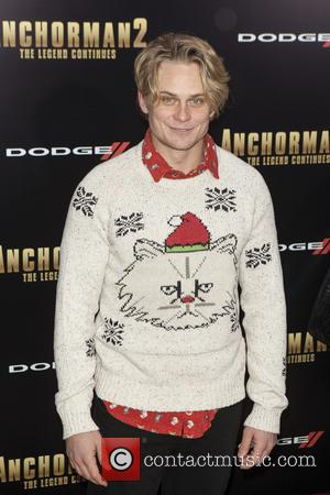 Billy Magnussen - New York premiere of 'Anchorman 2: The Legend Continues' at Beacon Theatre - Arrivals - New York...