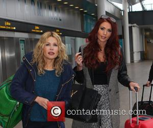 Amy Childs and Melinda Messenger