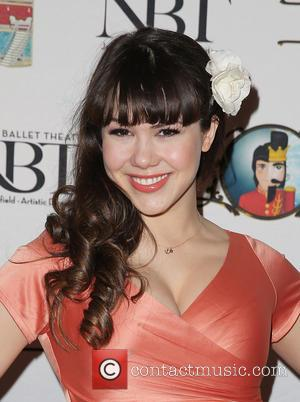 Claire Sinclair - Opening Night of Nevada Ballet Theatre's Annual Holiday Tradition, The Nutcracker, at The Smith Center for The...