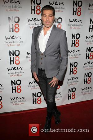 Chaz Dean - NOH8 Campaign's 5th Annual Anniversary Celebration At Avalon - Hollywood, California, United States - Sunday 15th December...