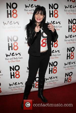 Pauley Perrette - NOH8 Campaign's 5th Annual Anniversary Celebration At Avalon - Hollywood, California, United States - Sunday 15th December...