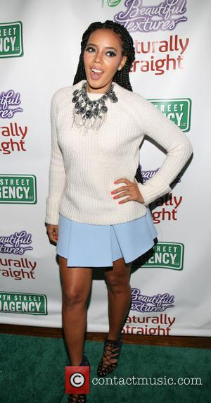 Angela Simmons - 135th Street Agency Holiday Party held at Arena - New York, New York, United States - Monday...