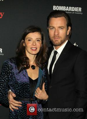 Ewan McGregor and Eve Mavrakis - The Weinstein Company Presents The LA Premiere Of