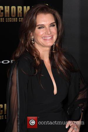 Brooke Shields - New York premiere of 'Anchorman 2: The Legend Continues' at Beacon Theatre  - Arrivals - New...