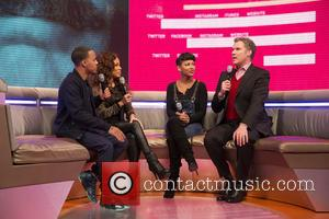 Bow Wow, Keshia Chanté and Meagan Good - BET's 106 & Park show host guest stars Will Ferrell and Meagan...