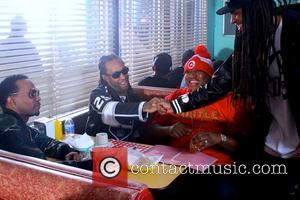 E-40, Juicy J and Ty Dolla