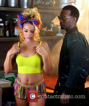 Juicy J - Music Video for E-40 - Chitty Bang featuring Juicy J & Ty Dolla  at Pink Motel...