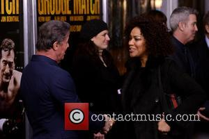 Sylvester Stallone and Grace Hightower