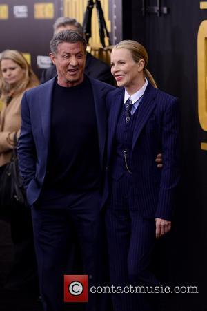 Sylvester Stallone and Kim Basinger