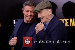Sylvester Stallone and Robert De Niro
