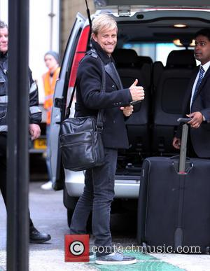Kian Egan - Kian Egan outside the itv studios - London, United Kingdom - Tuesday 17th December 2013