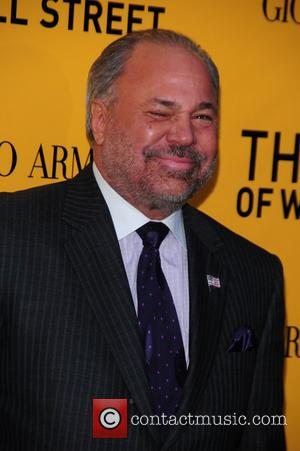 Bo Dietl - US Premiere of The Wolf Of Wall Street - New York City, New York, United States -...