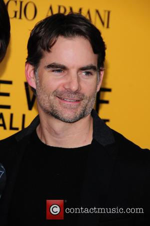 Jeff Gordon - US Premiere of The Wolf Of Wall Street - New York City, New York, United States -...
