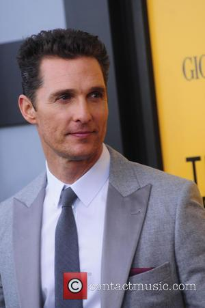 Matthew Mcconaughey: 'Gaining Weight Is A Marathon'