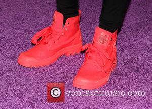 Roshon Fegan - World Premiere of  'Justin Bieber's Believe' held at The Premiere House at Regal Cinemas L.A. Live...
