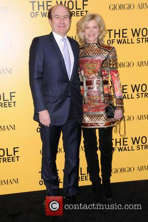 Philippe Dauman and Deborah Dauman