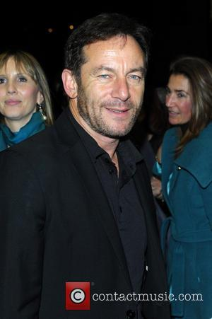 Jason Issacs - Opening Night and World Premiere of 'Stephen Ward' Held at the Aldwych Theatre - London, United Kingdom...