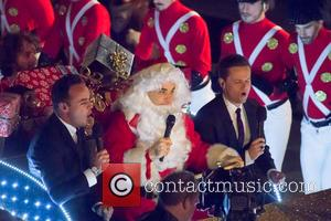 Ant, Dec, Anthony Mcpartlin, Declan Donnelly and Robbie Williams