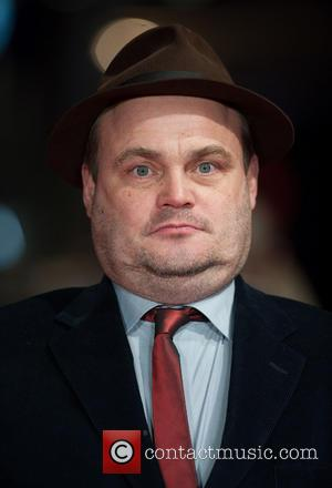 Al Murray - 'The Harry Hill Movie' UK film premiere held at the Vue Leicester Square - Arrivals. - London,...
