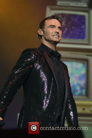 Marti Pellow - Wet Wet Wet performing live in concert at the Hydro at the SECC in Glasgow - Glasgow,...