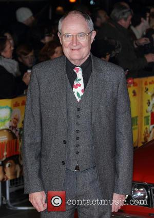 Jim Broadbent - 'The Harry Hill Movie' World Premiere at the Vue Cinema, Leicester Square, London - London, United Kingdom...