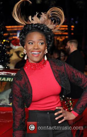 Shingai Shoniwa - 'The Harry Hill Movie' World Premiere at the Vue Cinema, Leicester Square, London - London, United Kingdom...