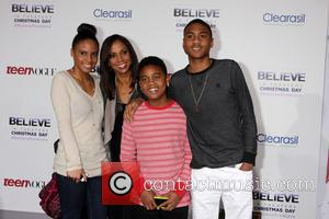 Holly Robinson Peete - Believe World Premiere, starring Justin Bieber - Los Angeles, California, United States - Thursday 19th December...