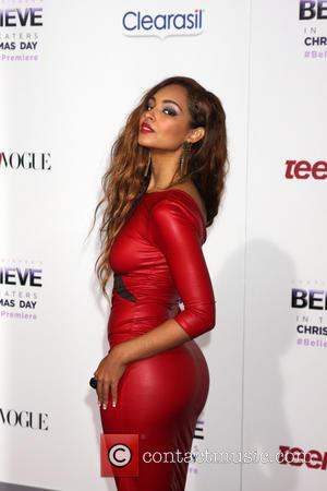Jessica Jarrell - Believe World Premiere, starring Justin Bieber - Los Angeles, California, United States - Thursday 19th December 2013