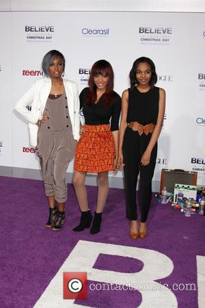 Mcclain Sisters and China Anne Mcclain