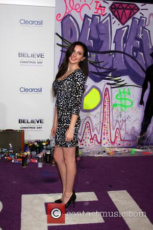 Ryan Newman - Believe World Premiere, starring Justin Bieber - Los Angeles, California, United States - Thursday 19th December 2013