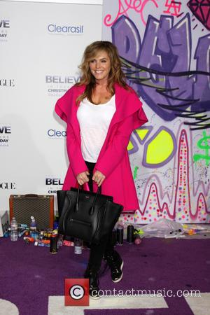 Sandra Taylor - Believe World Premiere, starring Justin Bieber - Los Angeles, California, United States - Thursday 19th December 2013