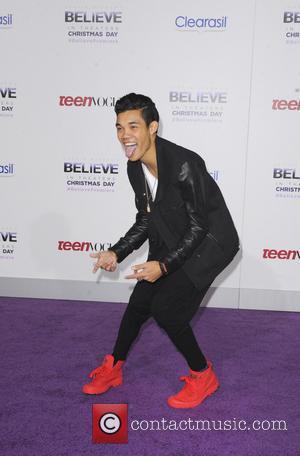 Roshon Fegan - Justin Bieber's Believe World Premiere - Los Angeles, California, United States - Thursday 19th December 2013