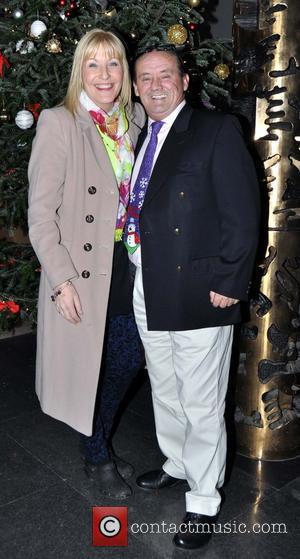 Jennifer Gibney and Brendan O'carroll